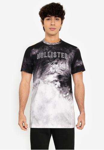 Hollister black Large Scale Technique T-Shirt 70627AA5719658GS_1