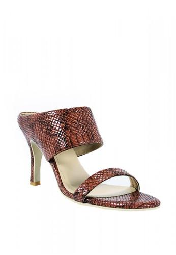 7c04d700d9cf04 Shop M G Betsy Heels by M G Online on ZALORA Philippines