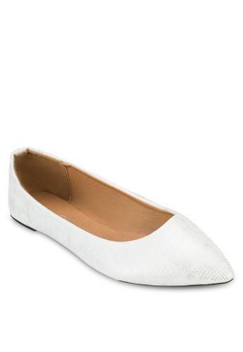 City 尖頭平底鞋, 女esprit hk store鞋, 印花時代