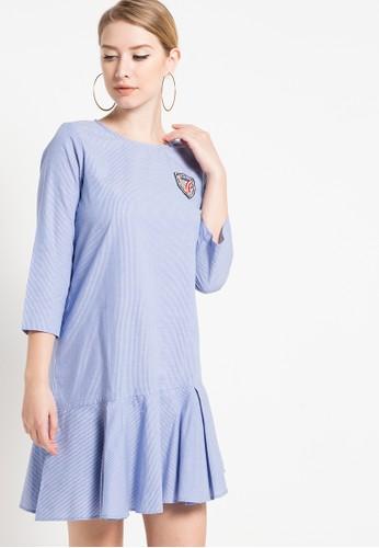 B.L.F blue Annabel Patch Dress BL612AA86JIVID_1