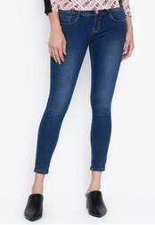 793f3539 Shop FUBU Long Slimfit Jeans Online on ZALORA Philippines