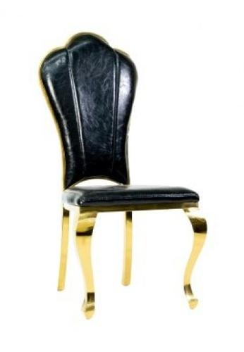 Choice Furniture black Choice Furniture - Goldeen Dining Chair (Black) A74DCHLDFEA1EFGS_1