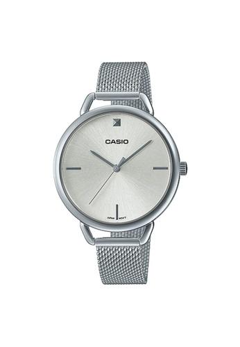 Casio silver CASIO Women Watch LTP-E415M-7CDF A0EAAAC559C093GS_1