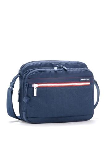 Hedgren blue Hedgren Metro Multi Compartment Crossover Bag Active Blue -4.87L 499FAACC93A371GS_1