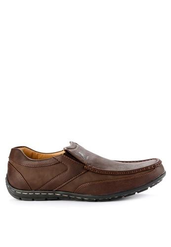 Rocklander brown Rocklander Shoes RO753SH0UU8FID_1