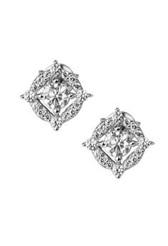 Jubilation Silver Earrings