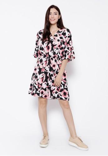 REE multi Mid-Length Floral Jumpsuit - Multicolor RE926AA0VB1KID_1