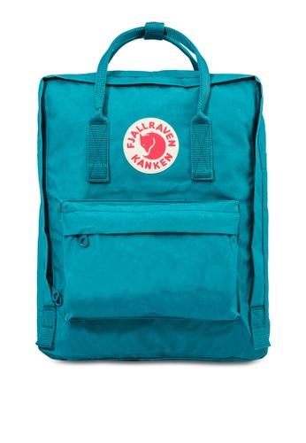 Fjallraven Kanken green Ocean Green Kanken Classic Backpack FJ859AC70CSRSG_1
