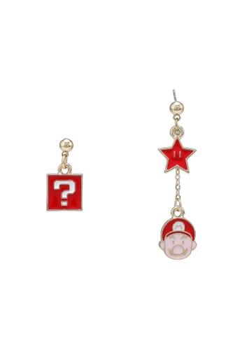 Saturation multi Mario Game Drop Earrings 30CF2ACCAAE841GS_1