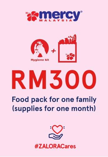 #ZALORACares MERCY Malaysia - Donation to fight COVID-19 (RM300) F3117AC5DA90DEGS_1