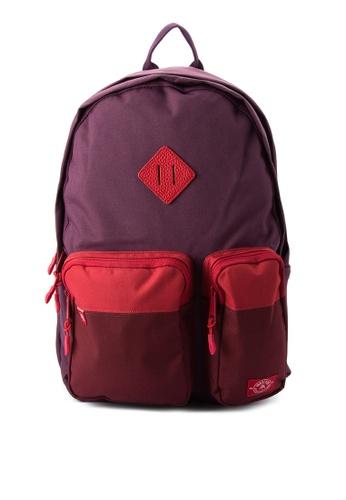 Parkland purple Academy Backpack PA067AC0IUEIPH_1