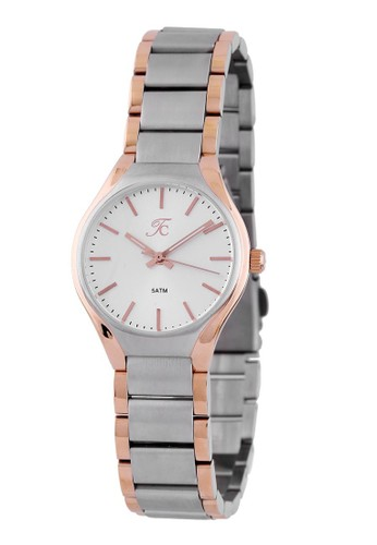 Teiwe Collection silver Moment Watch Teiwe Collection TC-CL3003 jam tangan wanita - stainlles steel - silver 7C251AC551A8AAGS_1