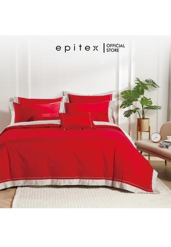 Epitex Epitex 1600TC Egyptian Cotton Wedding Bedsheet Set - Quilt Cover Set - Bedding Set F7CD5HLCD1E782GS_1
