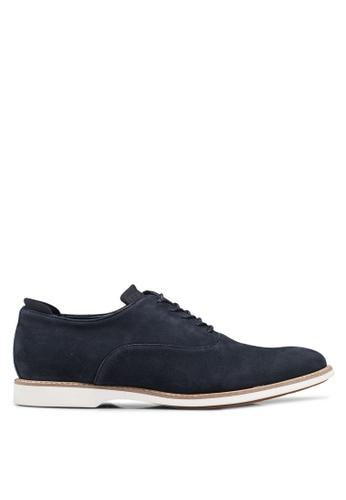 ALDO navy Talind Lace Up Shoes 7C35ASHF3219B5GS_1