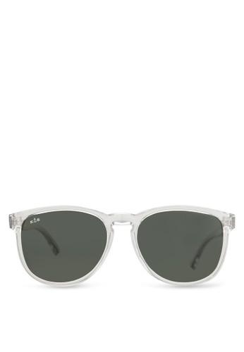 Soho 方框太陽眼鏡、 飾品配件、 飾品配件Kapten&SonSoho方框太陽眼鏡最新折價