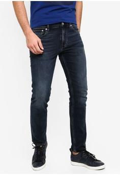 281296edec Calvin Klein blue East Cut Jeans - Calvin Klein Jeans 30BBFAA0050484GS_1