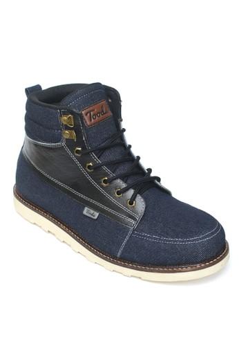 Toods Footwear blue Toods Subzero Dash TO932SH70JCZID_1