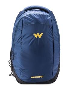 Peza Blue Laptop Backpack