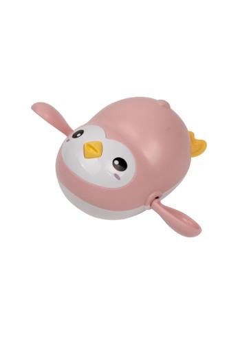 IQAngel pink IQANGEL PENGUIN WATER TOYS Pink / Mainan Mandi Bayi / Mainan Air Bayi  Pinguin Berenang / Mainan Kolam Renang Anak 922F6TH6DBB0D8GS_1