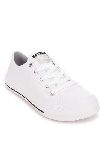 Krooberg white Retro Sneakers KR692SH90TTXPH_1