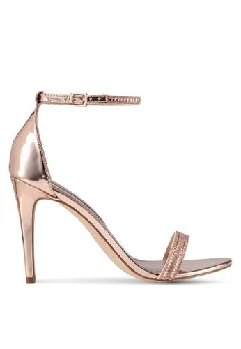 ALDO silver Ciasa Occasion Heels B03B3SH3C769EDGS_1