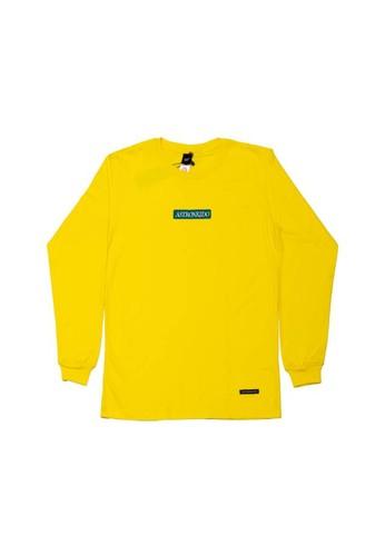 Astronkido Astronkido Longest-Kuning 99E4DAA235C100GS_1