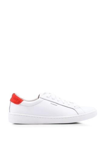 Keds white Ace Leather C8584SH7A6AF48GS_1