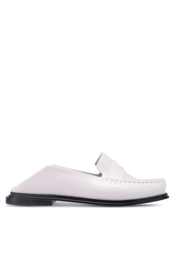 Melissa 白色 Melissa Bend Ad 懶人鞋 9B6ABSH845E603GS_1