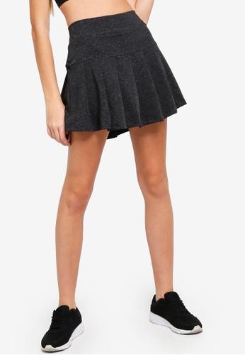AVIVA grey Performance Short Skirt Pants 1B782AA7A2B83CGS_1