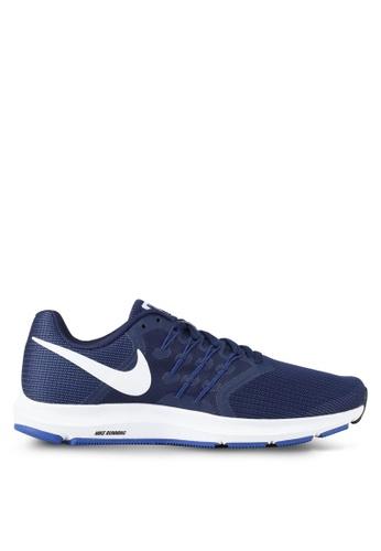 Nike blue Men's Nike Run Swift Running Shoes NI126SH0SHG9MY_1