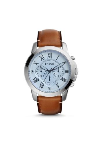 Fossil GRANT紳士型男錶 FS51esprit台灣網頁84, 錶類, 紳士錶