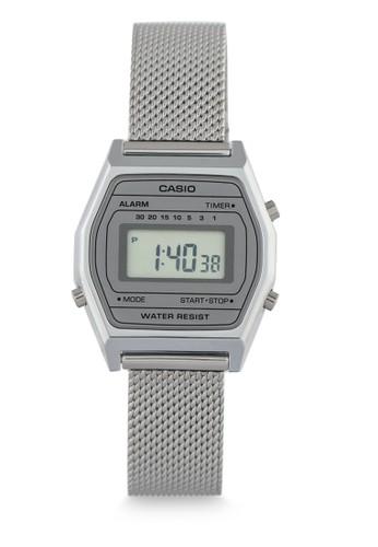 Casio silver Womens Digital Watches La690Wem-7Df D4CBCACC4099CFGS_1