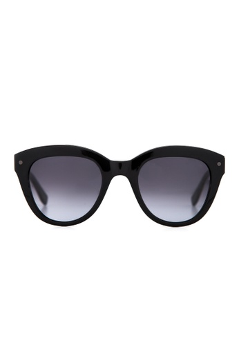 Marshall Eyewear black and grey Debbie Black MA266AC92OVNSG_1