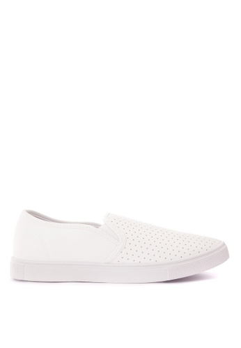 H2Ocean white Mens Sneakers Slip on H2527SH0J9U3PH_1