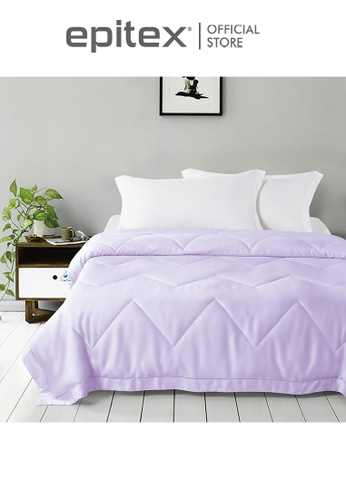 Epitex purple Epitex Eco Silk Quilt - Blanket MB3507 (Purple) 373AEHLFB649F1GS_1