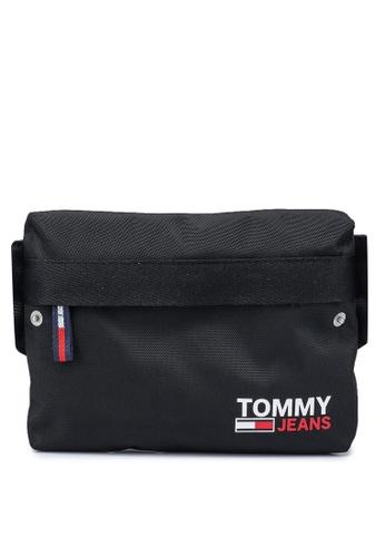 Tommy Hilfiger black Campus Bumbag 9E566ACA117432GS_1