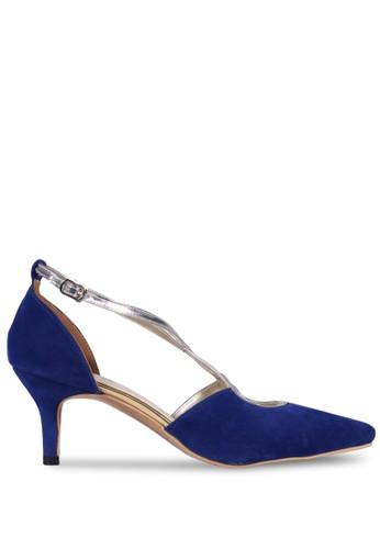 CLAYMORE blue CLAYMORE HIGHHEELS MZ 1710 BLUE CL635SH71QRSID_1