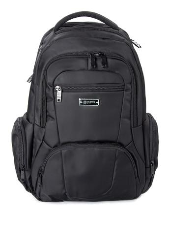 Transgear black Backpack 333-TGBP TR281AC0IQNPPH_1