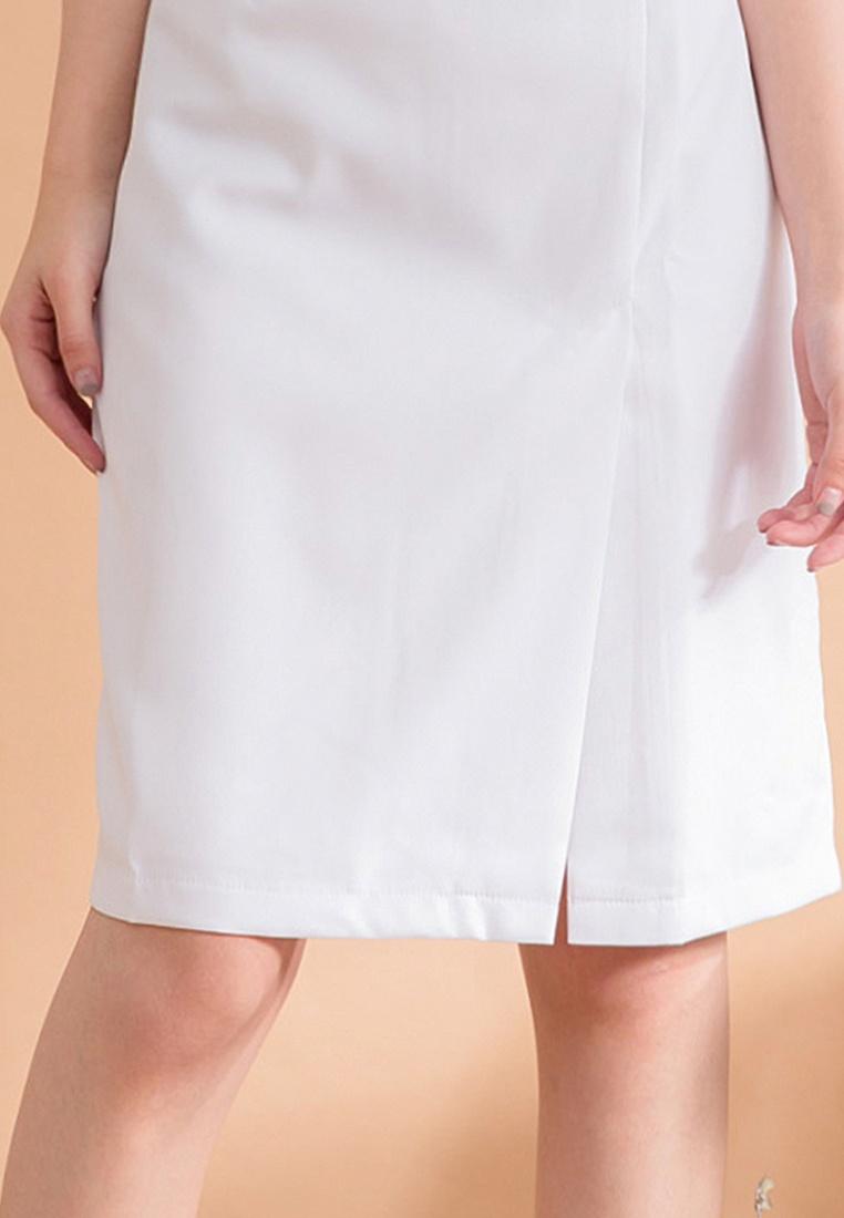Minimal White White Mini Kodz Mini White Minimal Kodz Skirt Minimal Kodz Skirt Mini Kodz Skirt gAUx1wq