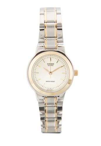 雙esprit 京站色不銹鋼圓錶, 錶類, 飾品配件