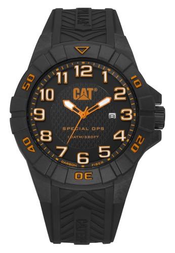 Caterpillar black Sporty Men's Watches CAT K2.121.21.114 A2013AC22C0662GS_1