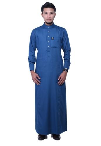 Maribeli Butik blue MB Man Zulqarnain Snorkel Blue MA905AA51BUIMY_1