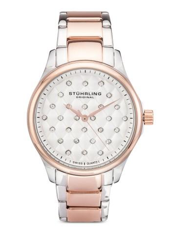 Culcitaesprit outlet 桃園 水晶飾圓錶, 錶類, 飾品配件