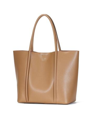 Twenty Eight Shoes Stylish Large Capacity Leather Tote Bags DL2067 98DA2AC9130409GS_1