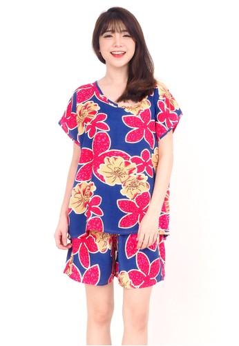 Pajamalovers Ruth Blue