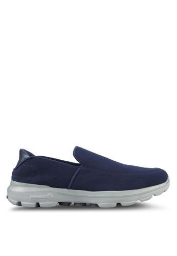 UniqTee blue Lightweight Slip-On Sport Sneakers UN097SH0RS4IMY_1