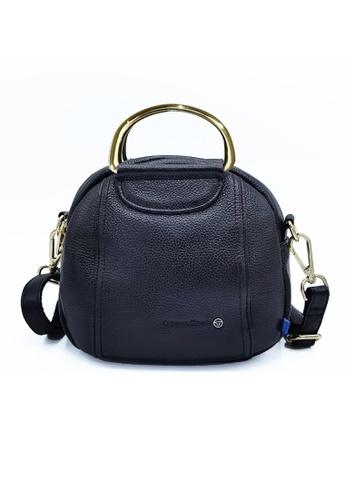 EXTREME black Extreme Genuine Leather Bowling Bag B5C76AC4F5974EGS_1