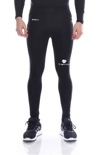Jual Tiento Tiento Man Long Pants Black White Celana Legging Pria Olahraga Renang Sepakbola Lari Original Original Zalora Indonesia