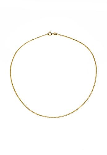 Sophie Creations gold Zelie Chain 50FFDACE56C743GS_1