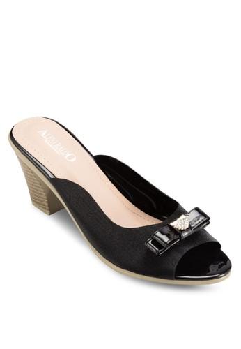 蝴蝶結懶人粗尖沙咀 esprit個鞋, 女鞋, 鞋